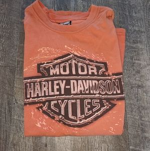 Men's Harley Davidson T-shirt